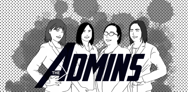 Episode 2: The Admins